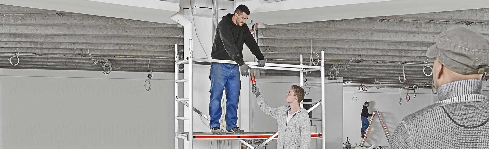 Gut gemocht FATH - Steigetechnik - Leitern und Gerüste KC55